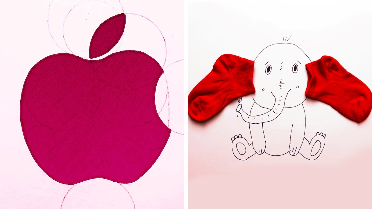 29 CREATIVE DRAWING IDEAS TO BRIGHTEN YOUR LIFE