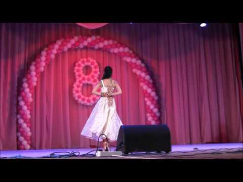Salaam-e-ishk/ Rangeelo Maro dholna dance Rimma Doroganich