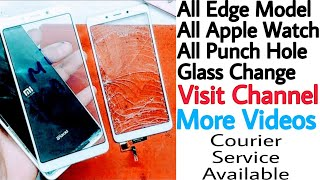 XIAOMI REDMI 6A Crack Touch Glass Replacement | Screen Repair | DISASSEMBLY