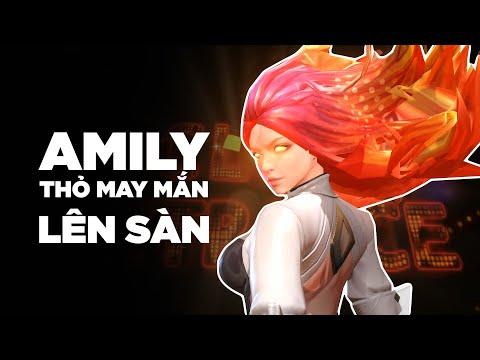 Amily Thỏ May Mắn   Official Trailer   Lên sàn là đối thủ lên bảng - Garena Liên Quân Mobile