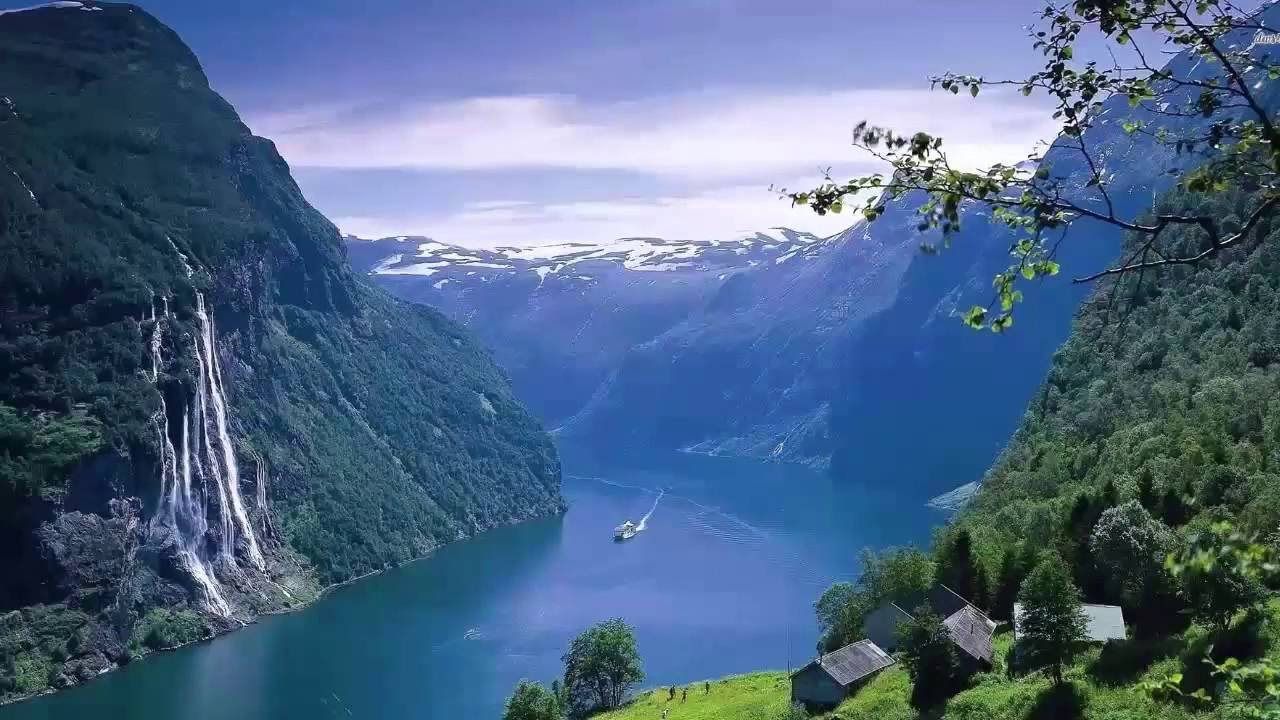Top 10 Most Beautiful Places In The World Youtube Top 10