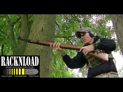 Diana Mauser K98 Air Rifle **FULL REVIEW** by RACKNLOAD
