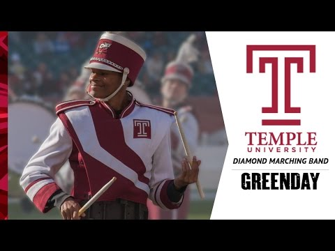 Basket Case [Green Day] - Temple University Diamond Marching Band