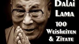 Dalai Lama Weisheiten: Negative Gedanken und Emotionen