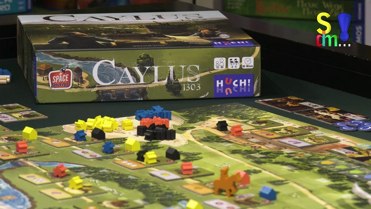 Video-Rezension: Calyus 1303