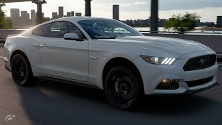 Gran Turismo Sport:650HP Mustang GT   New Upgrade System, Air/Fuel Ratio Tuning & More