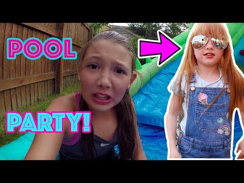 SAYING GOODBYE TO OUR 7 YEAR OLD! + BBQ POOL PARTY!!