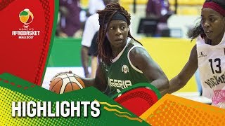 Mozambique v Nigeria - Highlights - FIBA Women's AfroBasket 2017 thumbnail
