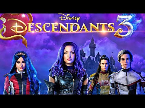 Descendants 3 - All Trailers #D3 (2019)