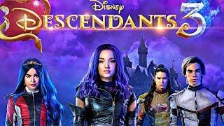 Descendants 3   All Trailers #d3 (2019)