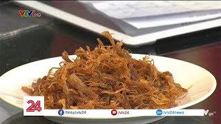 Siêu đầu bếp Võ Quốc chỉ cách làm thịt sấy khô an toàn cho Tết| VTV24