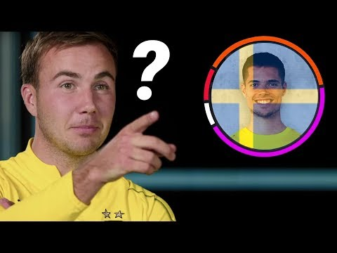 'Am I Swedish ?!' | Mario Götze, Julian Weigl and Co. Searching for their Roots!