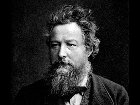 William Morris: Who was the artist and textile designer?