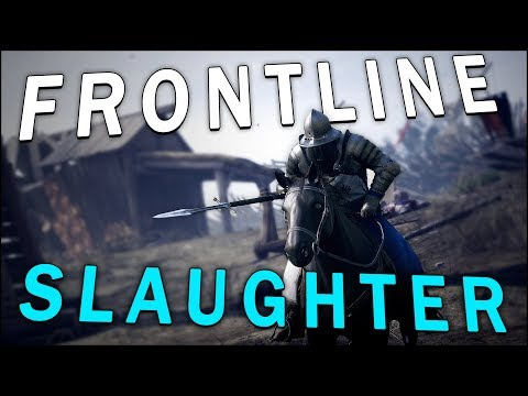 UNSTOPPABLE FORCE - Mordhau (Frontline)