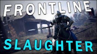 UNSTOPPABLE FORCE - Mordhau (Frontline)