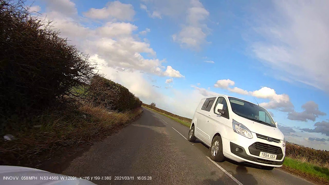INNOVV K5 Dashcam 2k 60fps test