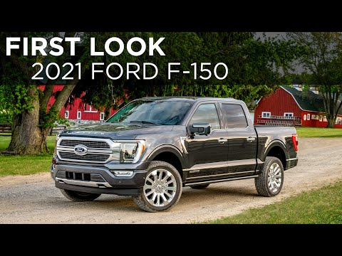 2021 Ford F-150 | First Look | Driving.ca
