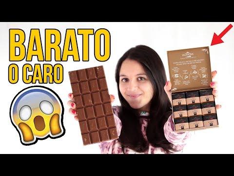 Chocolate BARATO vs CARO ¿Merece LA PENA?