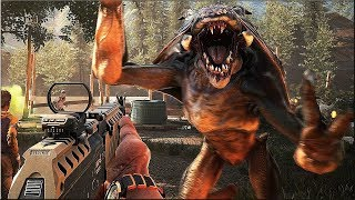 The First Minutes Of Earthfall Gameplay (1080p) 🎮