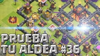 PRUEBA TU ALDEA #36 - A por todas con Clash of Clans - Español - CoC