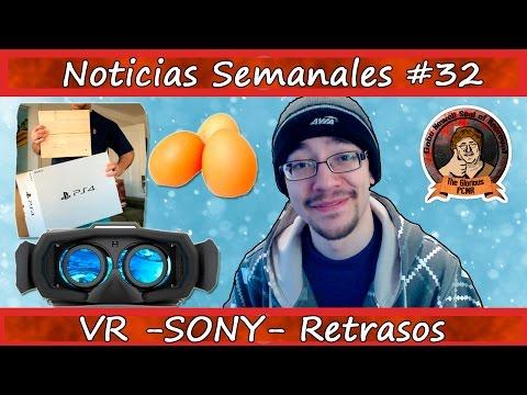 Noticias semanales #32 - Oculus Rift - SONY - Quantum Break - Scalebound - SEGA