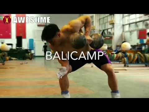 Bali weightlifting training camp with DaoLifting