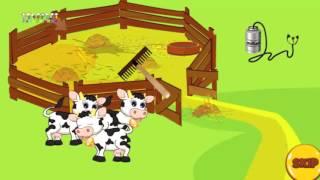 Домашние животные Животные для детей Развивающий #мультфильм