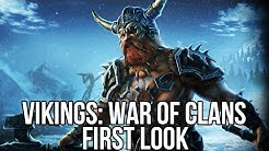 Vikings: War of Clans (Free Online Strategy MMO): Watcha Playin'? Gameplay First Look