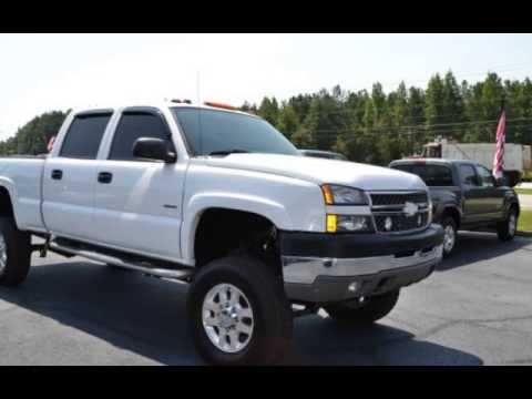 2005 chevrolet silverado 2500 hd duramax for sale in loganville ga youtube. Black Bedroom Furniture Sets. Home Design Ideas