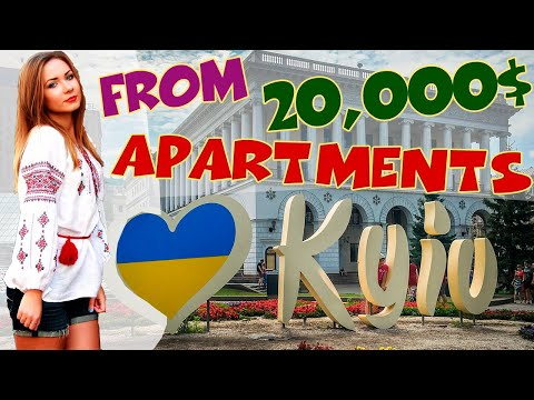 ✅ KYIV Apartment Guide ⛪️ 11 Studios from 20K 💰 Real Estate & Property in 🇺🇦