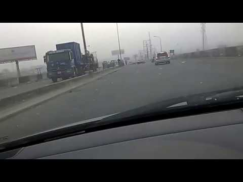 Dirty Driving in Port Harcourt - 20161229