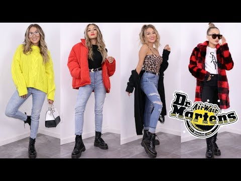 How To Style Dr Martens In The Winter | YesHipolito