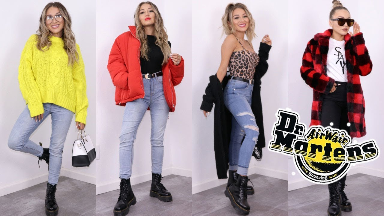 How To Style Dr Martens In The Winter