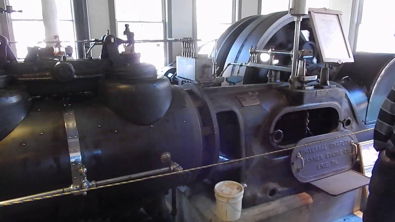Connecticut Antique Machinery Association 2013 Steam Engine