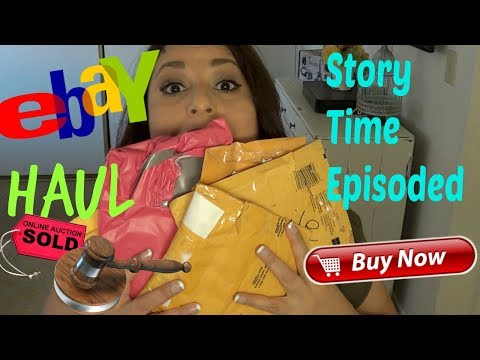 Haul: Ebay Auction & Buy It Now Makeup Haul & Story Time Part II
