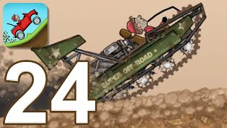 Hill Climb Racing - Gameplay Walkthrough Part 24 - Super Offroad (iOS, Android)