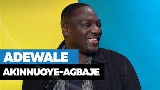 Adewele Akinnuoye-Agbaje Talks quotFarmingquot amp Racist Experience Adebsis in 39OZ39 Thor amp More