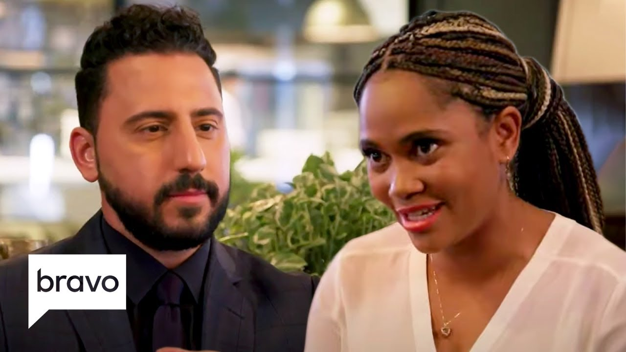 Shanique Drummond Has a Sit Down With Josh Altman | Married To Medicine LA Highlights (S2 Ep10)