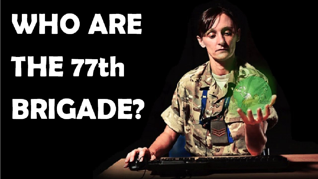 Beware of the 77th Brigade