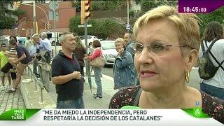 ¿Independencia de Cataluña sí o no?