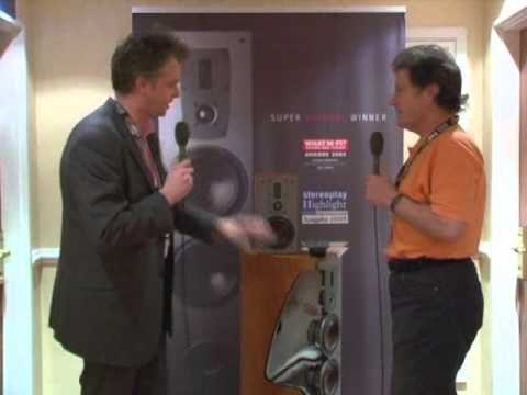 Dali Loudspeakers World Premier Mentor 1 (The Bristol Sho...