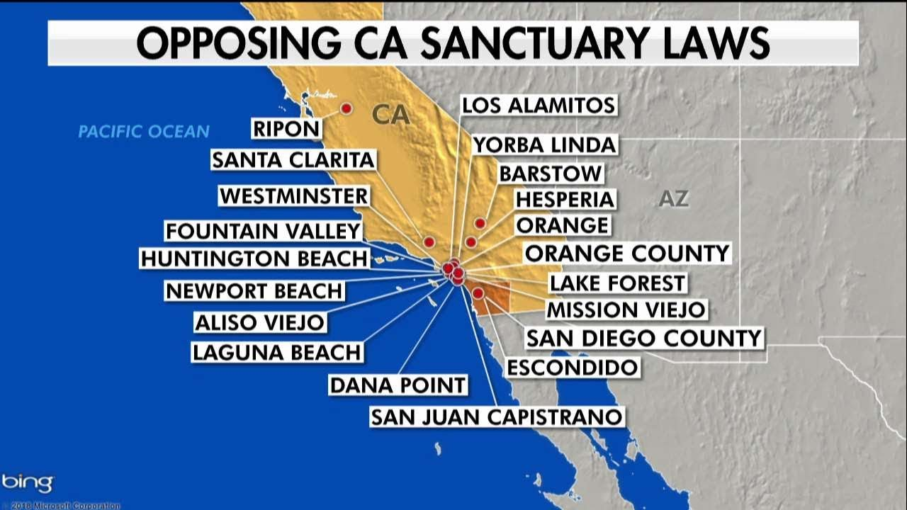 Another California City Joins Trump Admin in Opposing ...