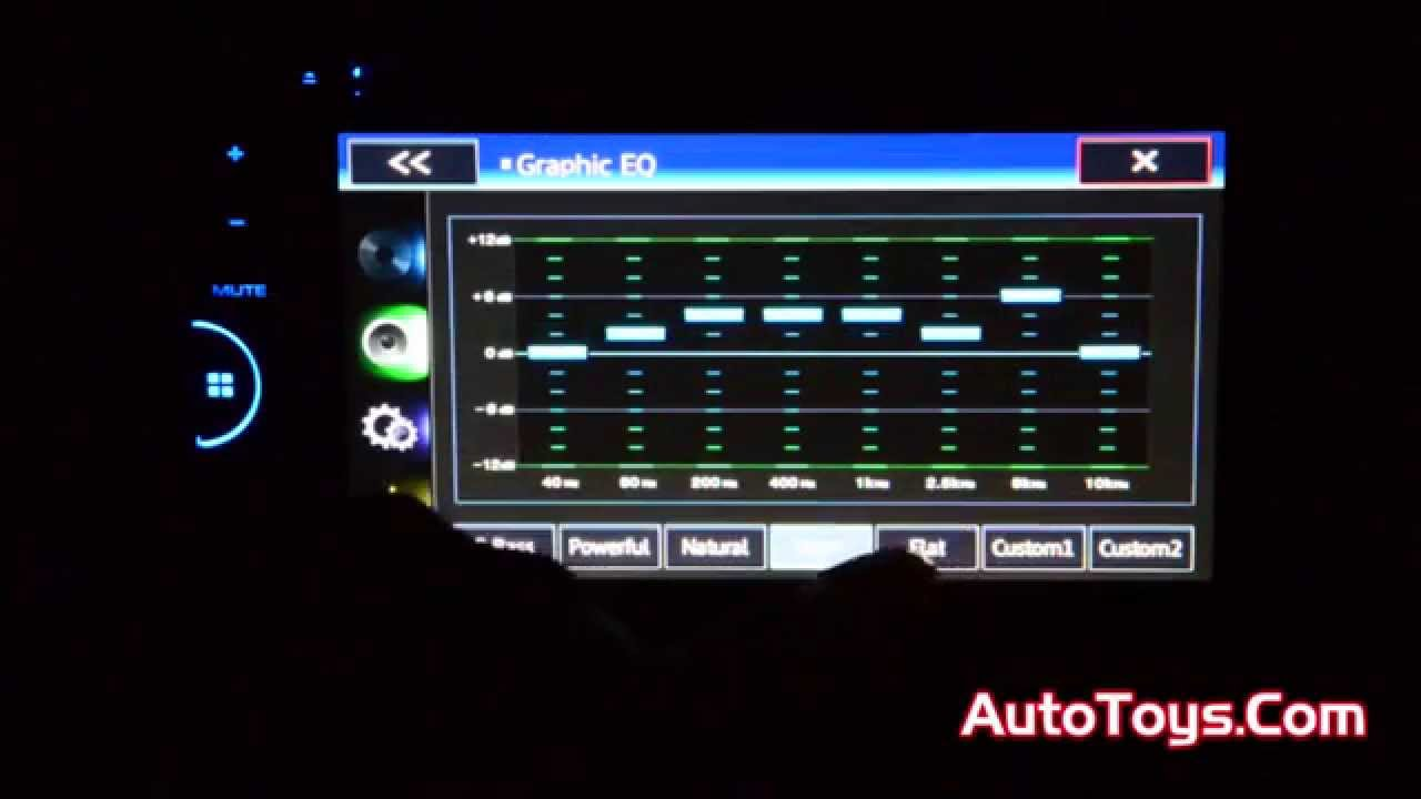 Pioneer avhx3600bhs double din car stereo product unboxing and demostration youtube