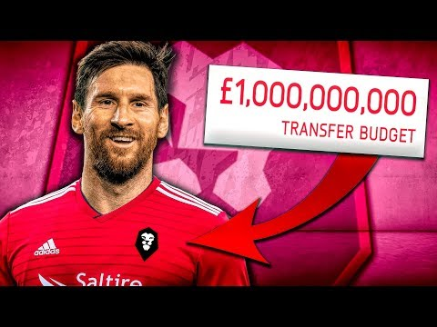 1,000,000,000 Salford City Takeover Challenge! FIFA 20 Career Mode
