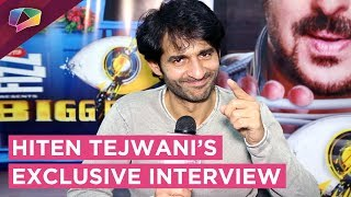 Hiten Tejwani Gets EVICTED   Exclusive EVICTION Interview   Bigg Boss 11   Colors Tv
