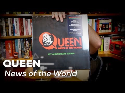 "Unboxing ""News of the world"" 