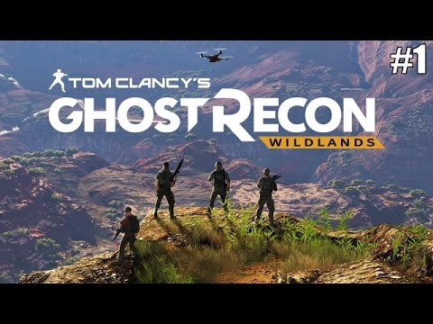 GR: Wildlands Cooperative Gameplay Story Missions (3Player, Extreme Difficulty)