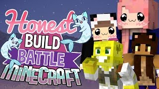 Cat Mermaids | Honest Build Battle Challenge | Minecraft Building Minigame