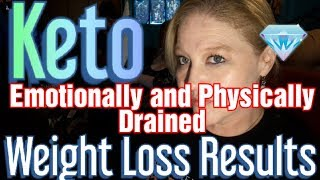 Keto Dazed and Confused, Weight  Loss Results, Keto Meals, Daily Vlog