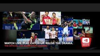 Badminton :Hellas Open 2018 - Chania (Greece) LIVE 2018